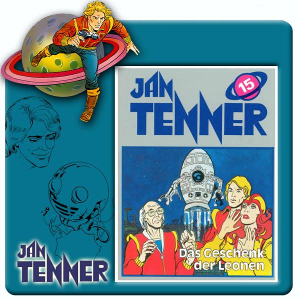 Jan Tenner Classics - Geschenk der Leonen - Folge 15
