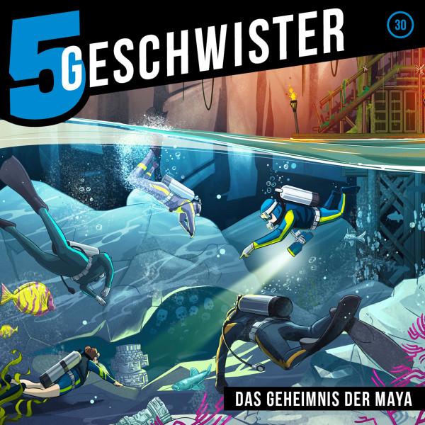 5 Geschwister - 30: Das Geheimnis der Maya