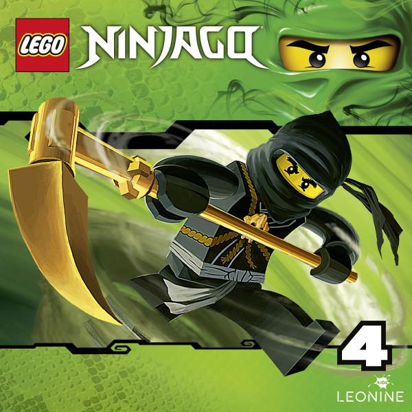 LEGO Ninjago - Folgen 10-12: Der grüne Ninja