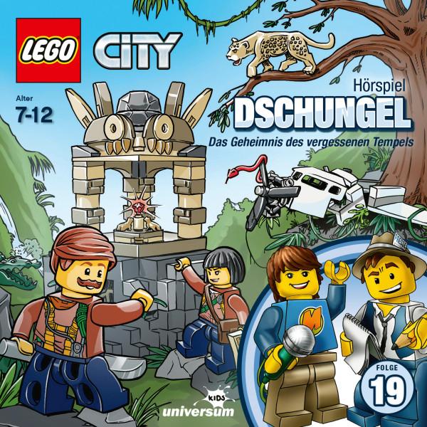 LEGO City: Folge 19 - Dschungel - Das Geheimnis des vergessenen Tempels