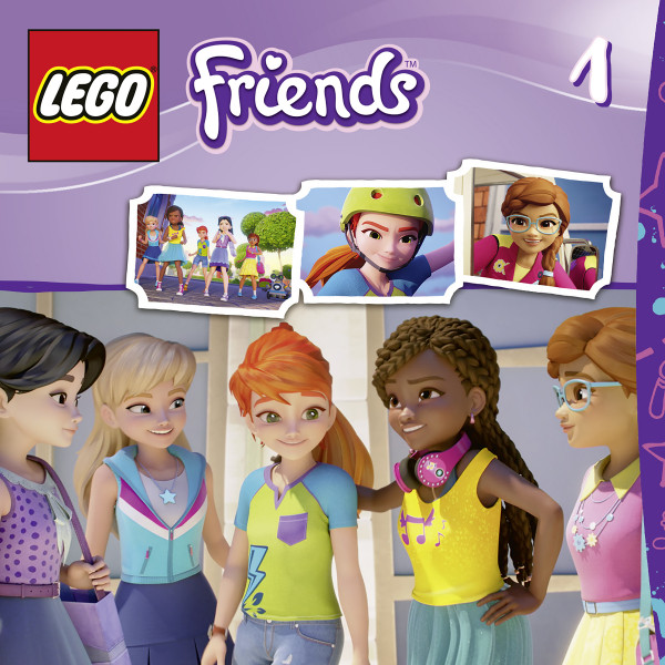 LEGO Friends - Episodes 1-4: Welcome To Heartlake City