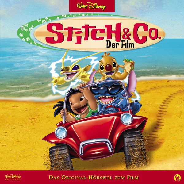 Disney - Stitch & Co