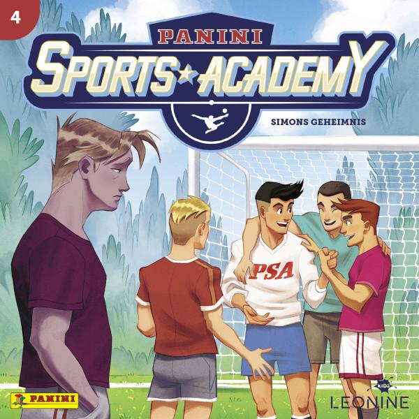 Panini Sports Academy (Fußball) - Folge 04: Simons Geheimnis