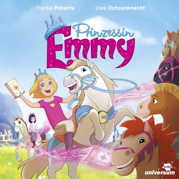 Prinzessin Emmy - Hörspiel zum Film