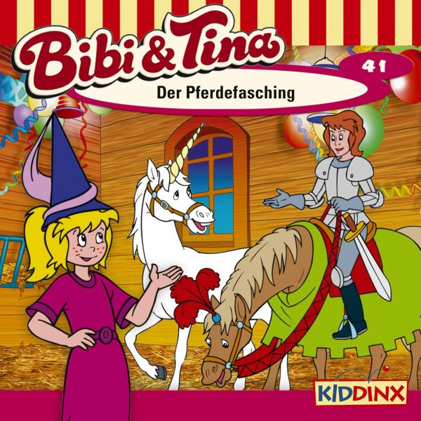 Bibi & Tina - Folge 41: Der Pferdefasching