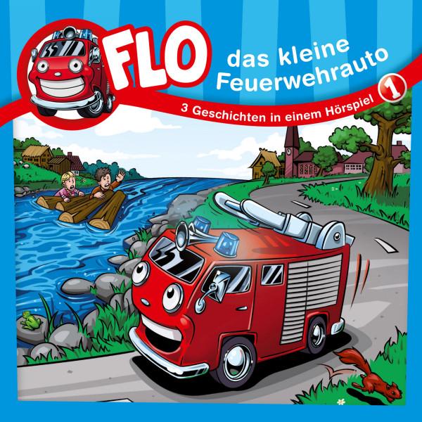 01: Flo, das kleine Feuerwehrauto