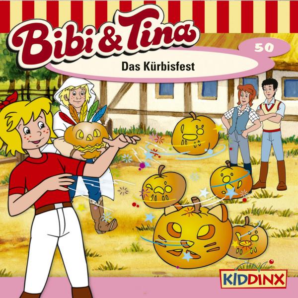 Bibi & Tina - Folge 50: Das Kürbisfest