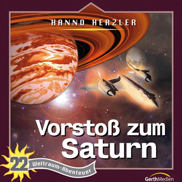 Weltraum-Abenteuer - Vorstoß zum Saturn - Weltraum-Abenteuer - Folge 22