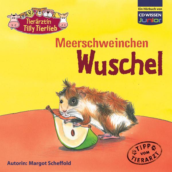 CD WISSEN Junior - Tierärztin Tilly Tierlieb - Meerschweinchen Wuschel