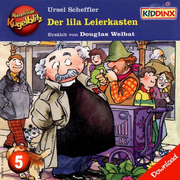 Kommissar Kugelblitz - Der lila Leierkasten - Folge 5