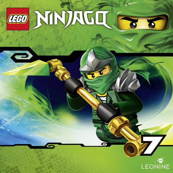 LEGO Ninjago - Folgen 19-21: Die Zeitreise