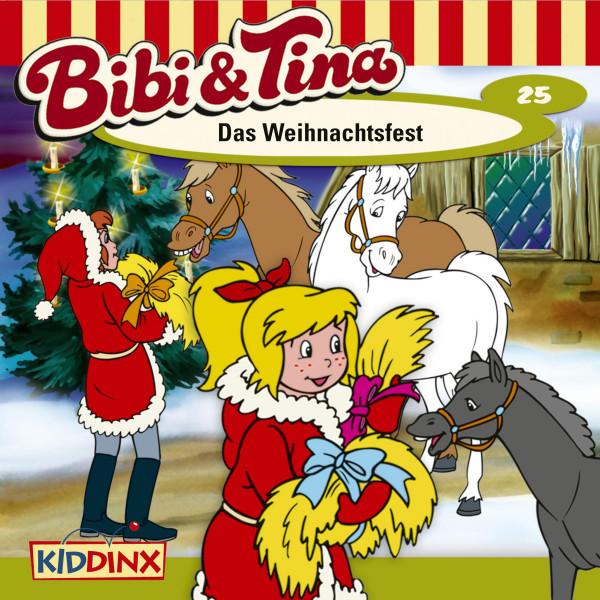 Bibi & Tina - Folge 25: Das Weihnachtsfest