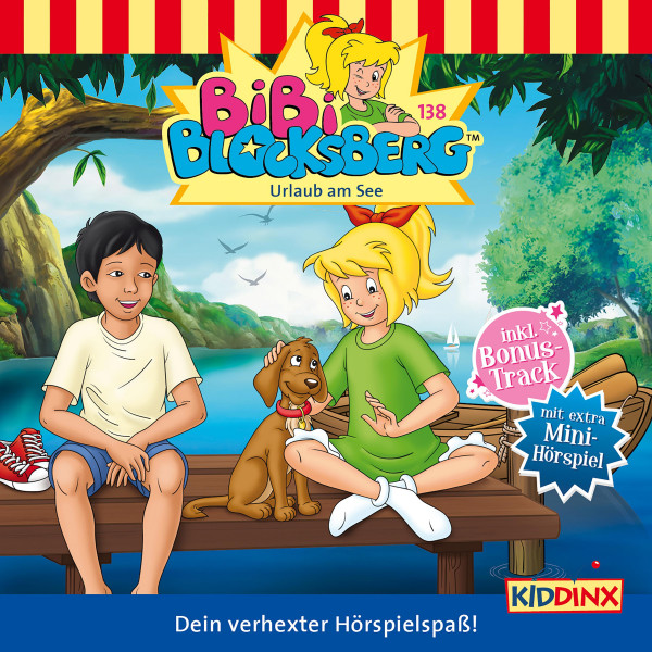 Bibi Blocksberg - Folge 138: Urlaub am See