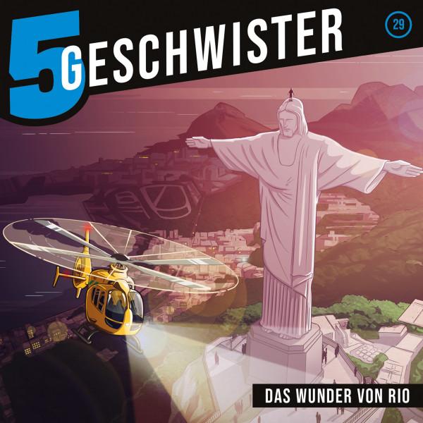 5 Geschwister - 29: Das Wunder von Rio