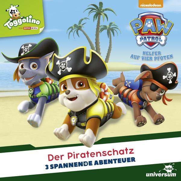 PAW Patrol - Folgen 46-48: Der Piratenschatz