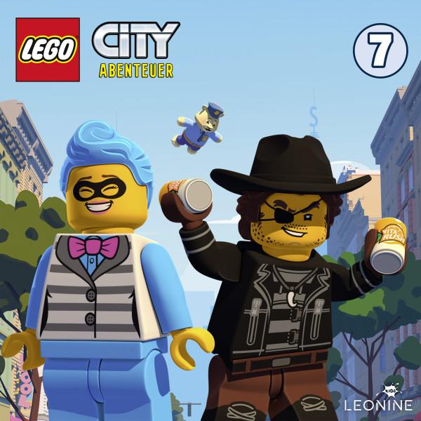 LEGO City - Folgen 31-35: Die Spaß-Rede
