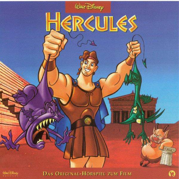 Disney - Hercules