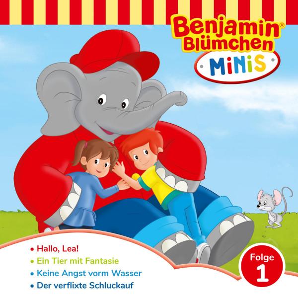Benjamin Blümchen - Benjamin Minis - Folge 1: Hallo, Lea!
