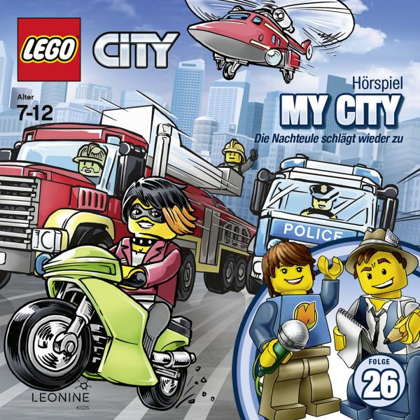 LEGO City - Folge 26: Die Nachteule schlägt wieder zu