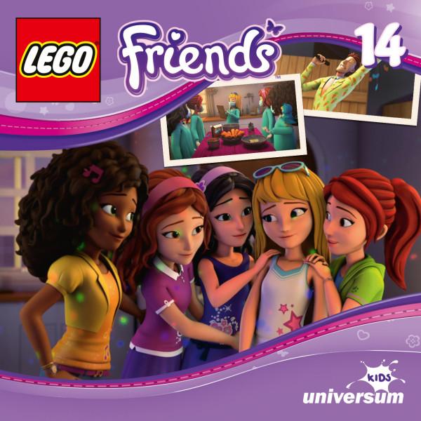 LEGO Friends: Folge 14: Der Backwettberwerb