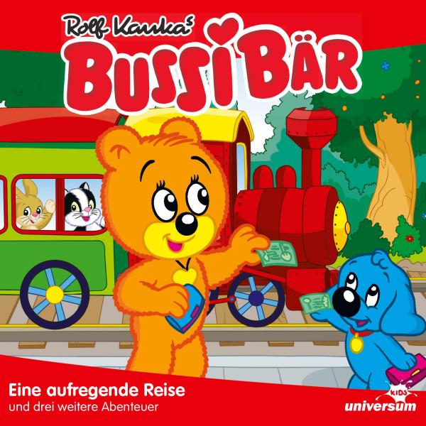 Bussi Bär - Eine aufregende Reise - Folgen 1-4