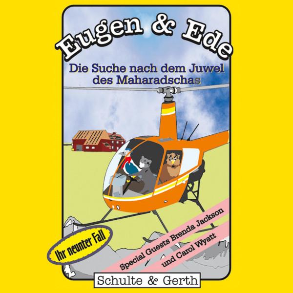Die Suche nach dem Juwel (Eugen & Ede - Ihr neunter Fall) - Ein musikalisches Kinder-Hörspiel