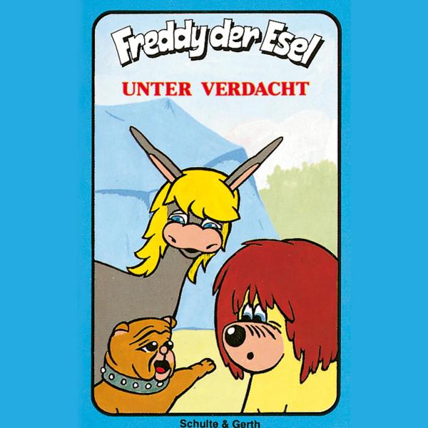 Freddy der Esel - Unter Verdacht - Folge 8