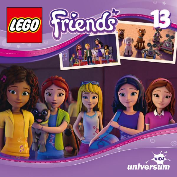 LEGO Friends: Folge 13: Die Hundediebe