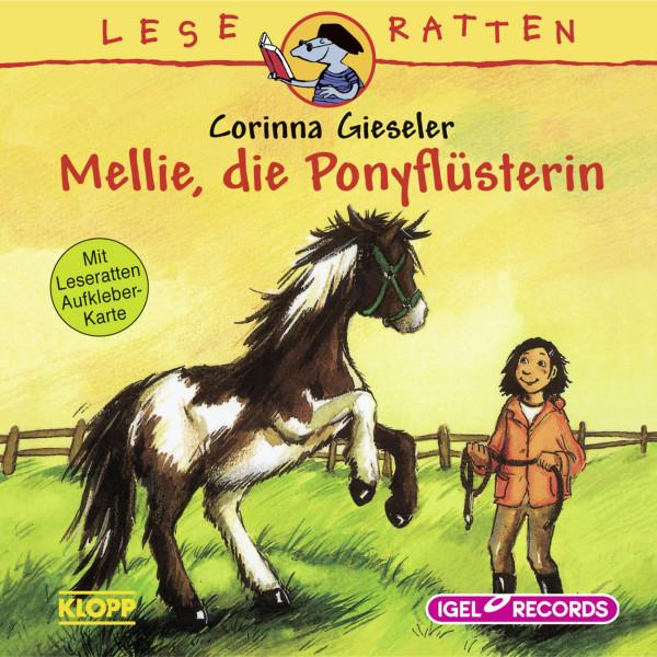 Mellie, die Ponyflüsterin