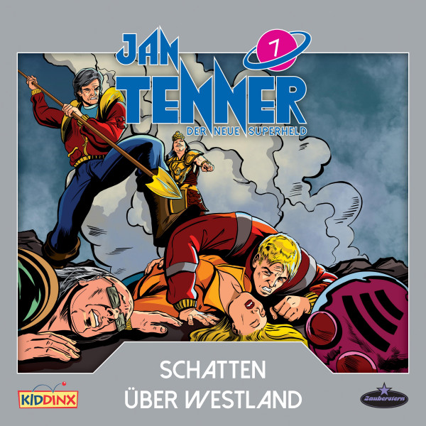 Jan Tenner - Der neue Superheld - Folge 7: Schatten über Westland