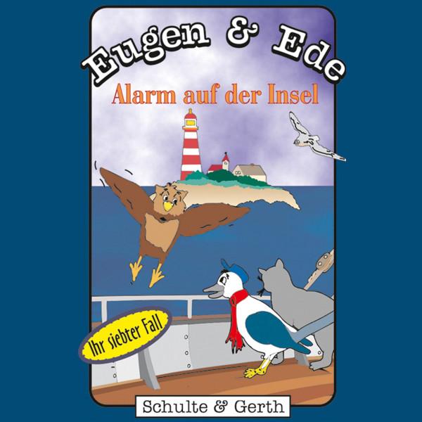 Alarm auf der Insel (Eugen & Ede - Ihr siebter Fall) - Ein musikalisches Kinder-Hörspiel