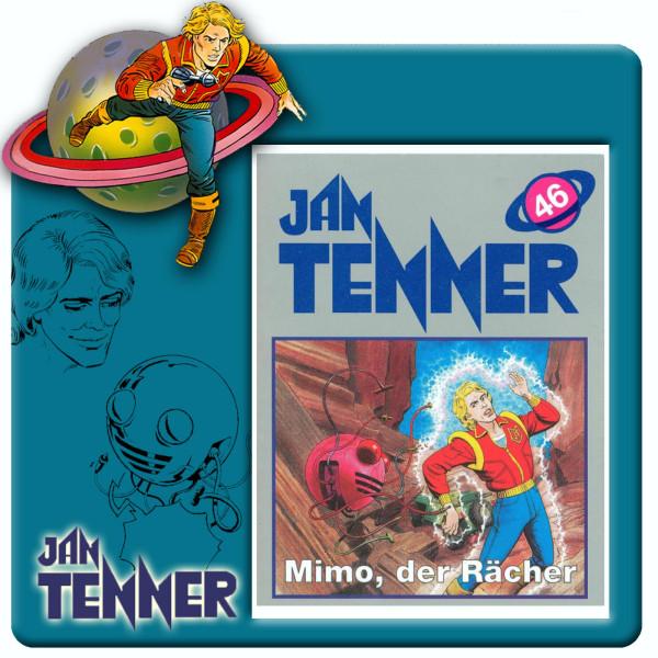 Jan Tenner Classics - Mimo der Rächer - Folge 46
