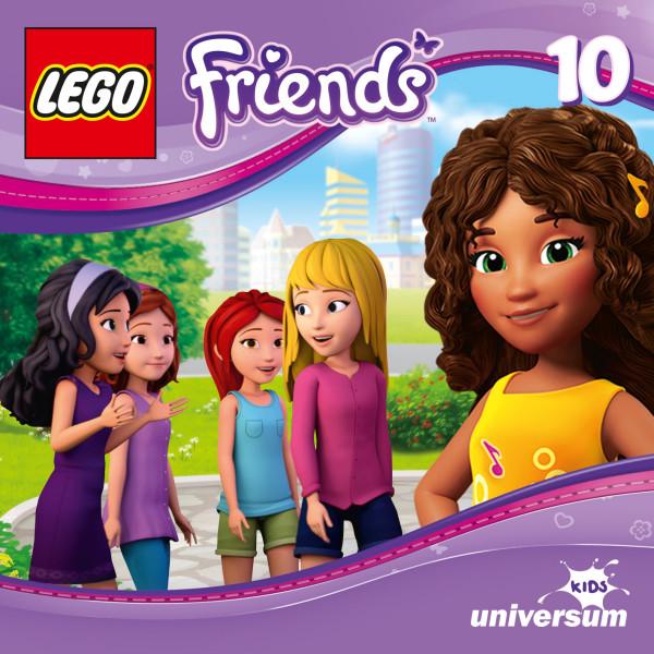 LEGO Friends: Folge 10: Die Schülersprecher-Wahl
