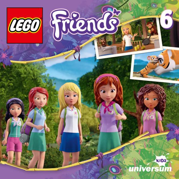 LEGO Friends: Folge 06: Das Dschungel-Abenteuer