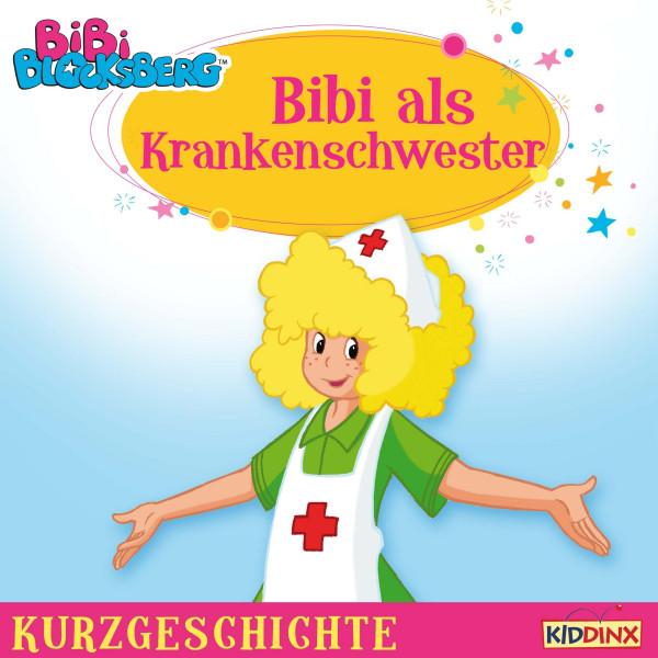 Bibi Blocksberg - Kurzgeschichte - Bibi als Krankenschwester
