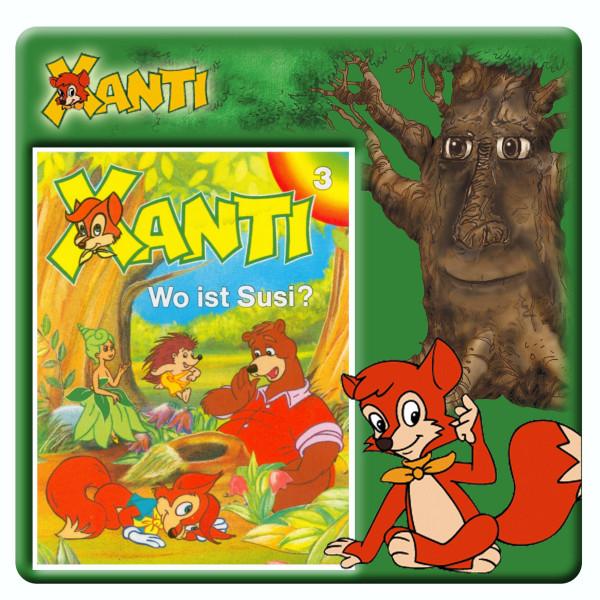 Xanti - Wo ist Susi? - Folge 3