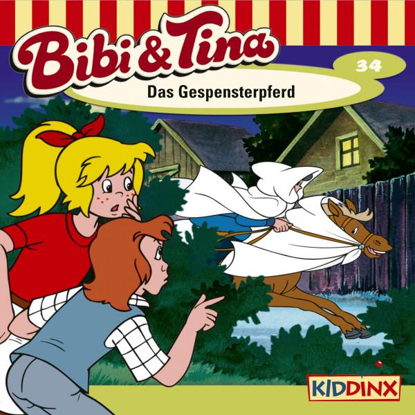 Bibi & Tina - Folge 34: Das Gespensterpferd