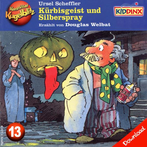 Kommissar Kugelblitz - Kürbisgeist und Silberspray - Folge 13