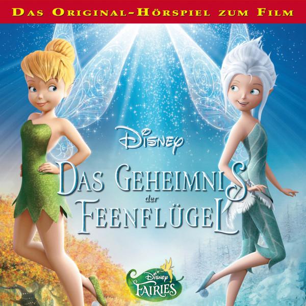 Disney - Tinkerbell 4 - Das Geheimnis der Feenflügel