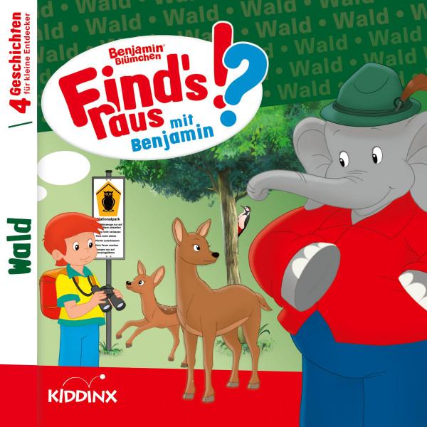 Benjamin Blümchen - Find's raus mit Benjamin: Wald