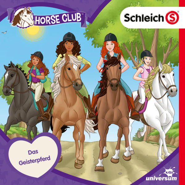 Schleich Horse Club - Folge 05: Das Geisterpferd