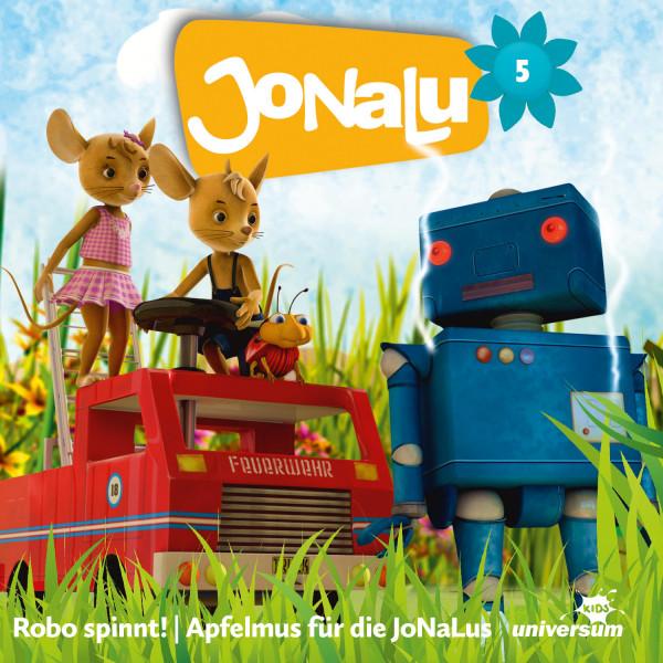 JoNaLu: Folgen 9-10: Robo spinnt!