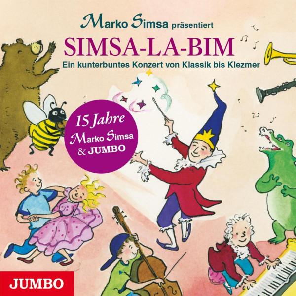 SIMSA-LA-BIM - Ein kunterbuntes Konzert von Klassik bis Klezmer