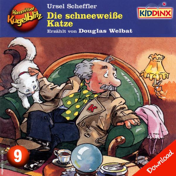 Kommissar Kugelblitz - Die schneeweiße Katze - Folge 9