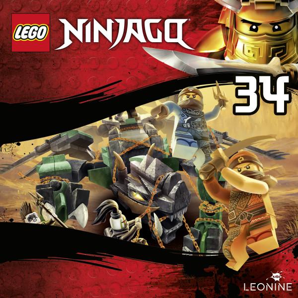 LEGO Ninjago - Folgen 87-89: Drachen anlocken