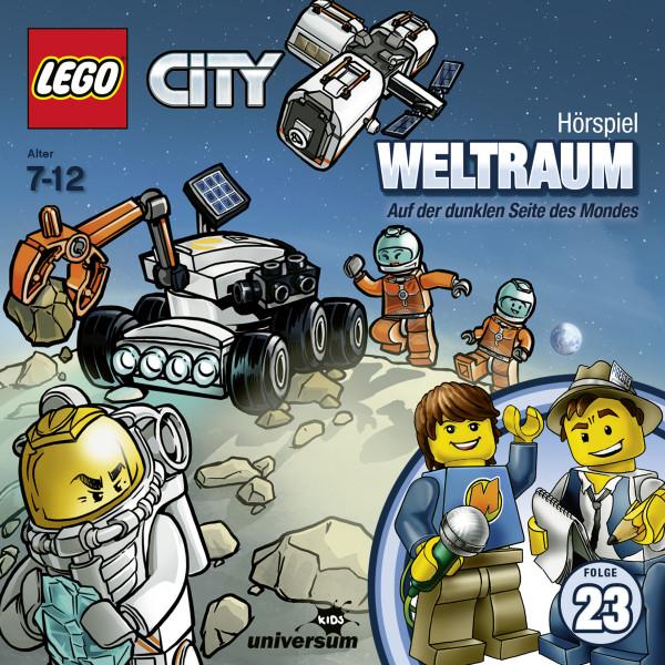 LEGO City: Folge 23 - Weltraum - Auf der dunklen Seite des Mondes