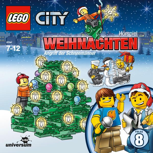 LEGO City: Folge 8 - Weihnachten - Angriff der Schneemänner