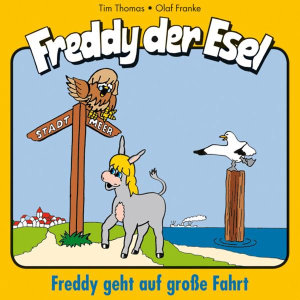 Freddy der Esel - Freddy geht auf große Fahrt - Folge 9