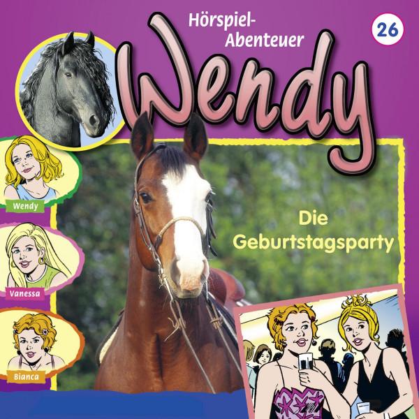 Wendy - Die Geburtstagsparty - Folge 26