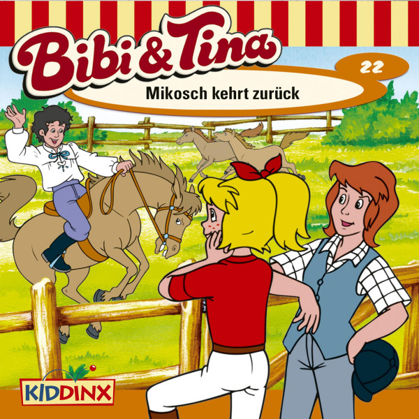 Bibi & Tina - Folge 22: Mikosch kehrt zurück